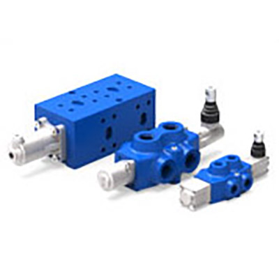 Manual SUV component from Hydrocontrol